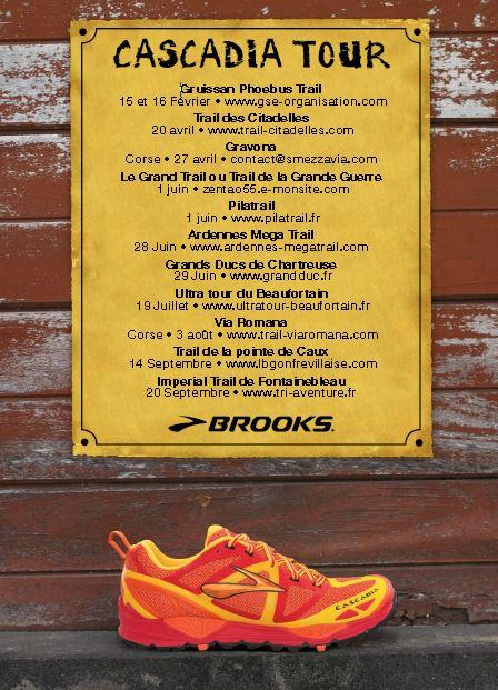 Cascadia Tour 2014