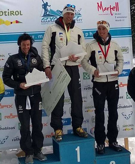 Killian Jornet 2°, William Bon-Mardion vainqueur, Xavier Gachet 3°